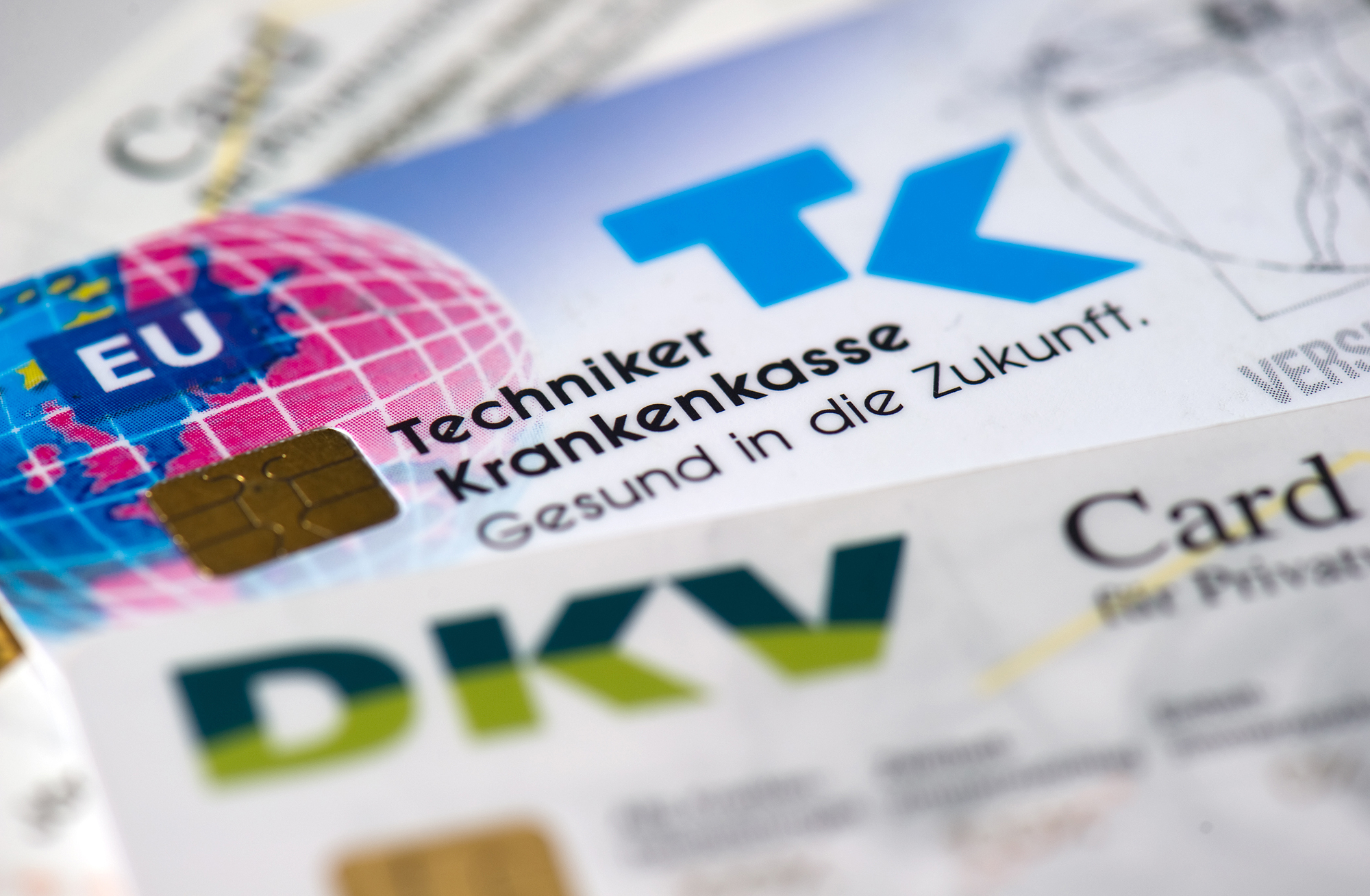 بیمه های ضروری در آلمان