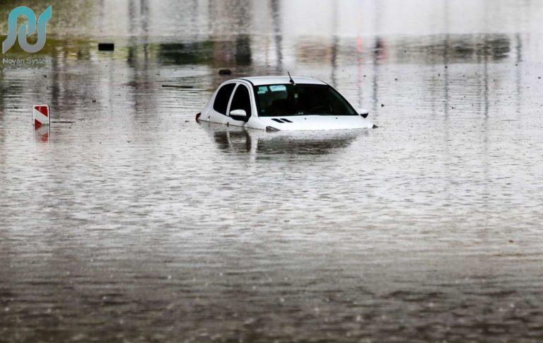 پرداخت خسارت سیل به خودروهای فاقد بیمه بدنه