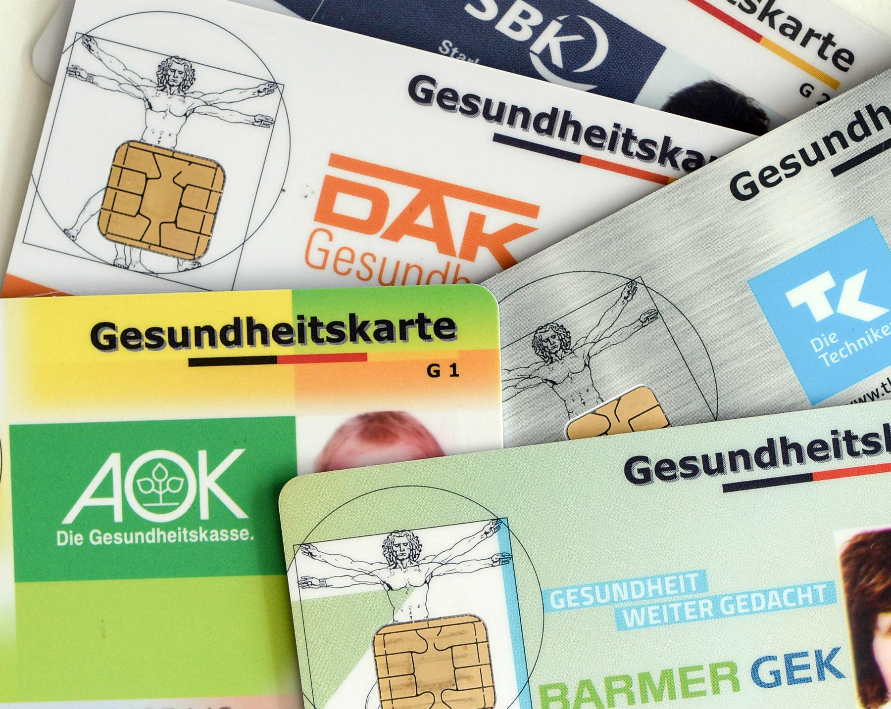 بیمه AOK در آلمان